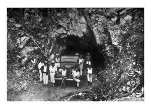 Tunel carretera