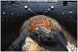 Túnel Las Charcas