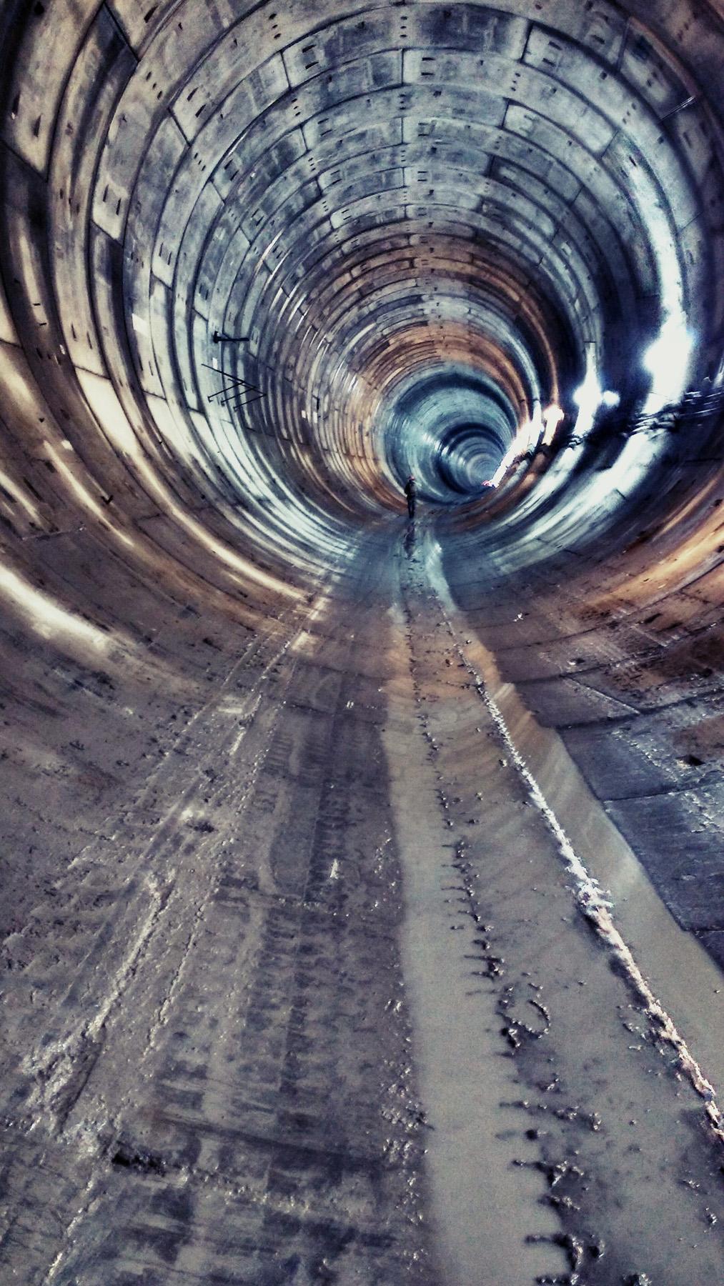 EXPOSICIÓN: Limpieza de Túnel