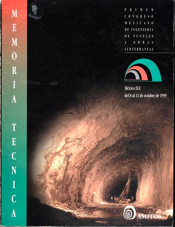 Primer Congreso Mexicano de Ingeniería de Túneles y Obras Subterráneas