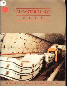 Alcantarillado 2000, Estrategia para La Cd. De México