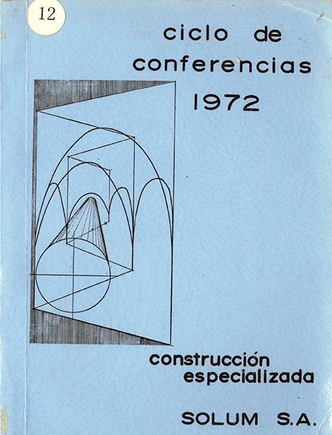 Ciclo De Conferencias: Construcción Especializada